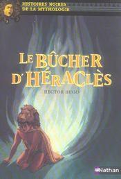 Le bucher d'Héraclès - Intérieur - Format classique