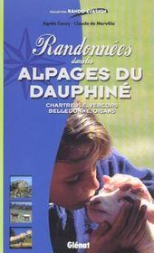 Randonnees dans les alpages du dauphine - Intérieur - Format classique