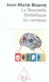 La nouvelle diététique du cerveau - Intérieur - Format classique