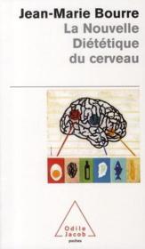 La nouvelle diététique du cerveau - Couverture - Format classique
