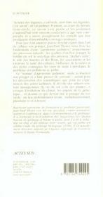Le Potager ; Manuel D'Agronomie Jardiniere - 4ème de couverture - Format classique