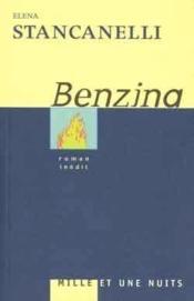 Benzina - Couverture - Format classique