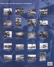 Aeropostale Eternelle - 4ème de couverture - Format classique