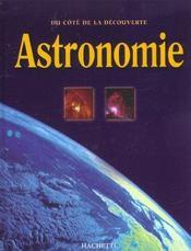 Du Cote De La Decouverte Astronomie - Intérieur - Format classique