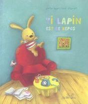 Ti Lapin Est De Repos - Intérieur - Format classique