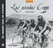 Les années Coppi 1945-1954 - Couverture - Format classique