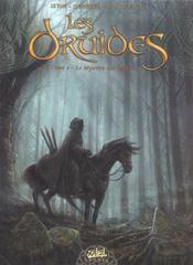 Les druides t.1; le mystère des Oghams - Intérieur - Format classique