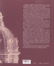 Augustin-Charles D'Aviler - 4ème de couverture - Format classique