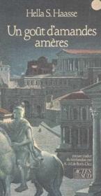 Un Gout D'Amandes Ameres - Couverture - Format classique