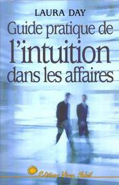 Guide pratique de l'intuition dans les affaires - Intérieur - Format classique