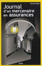 Journal d'un mercenaire en assurances - Intérieur - Format classique