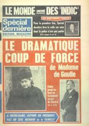 Special Derniere N°141 du 12/11/1971 - Couverture - Format classique