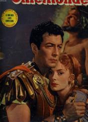 CINEMONDE - 21e ANNEE - N° 998 - Le film raconté complet en couleurs: LE BON DIEU SANS CONFESSION - Couverture - Format classique