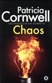 Chaos ; une enquête de Kay Scarpetta - Couverture - Format classique