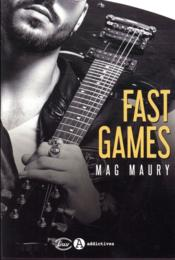 Vente livre :  Fast games  - Mag Maury