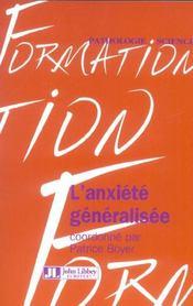 L'Anxiete Generalisee - Intérieur - Format classique
