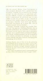 La Chambre Silencieuse - 4ème de couverture - Format classique
