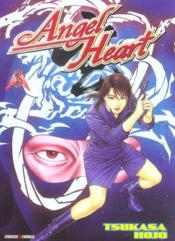 Angel heart t.3 - Couverture - Format classique
