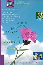 Le grand livre pour sauver la planète - Intérieur - Format classique