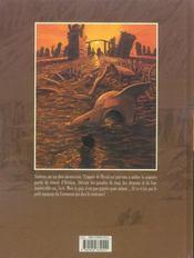Les Royaumes Engloutis T.1 ; Les Fils De La Maree - 4ème de couverture - Format classique