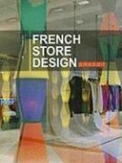 French store design - Couverture - Format classique