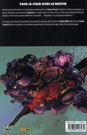 Superior t.2 ; l'âme d'un héros - 4ème de couverture - Format classique