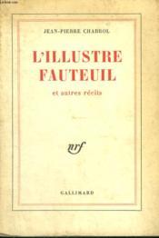 L'Illustre Fauteuil Et Autres Recits. - Couverture - Format classique