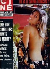 Cine Revue - Tele-Programmes - 51e Annee - N° 44 - Le Violon Sur Le Toit - Couverture - Format classique