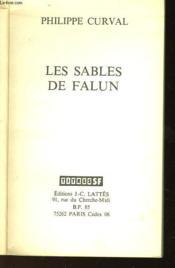 Les Sables De Falun - Couverture - Format classique