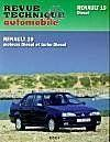 Rta 511.3 Renault 19 Diesel - Couverture - Format classique