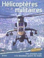 Helicopteres Militaires - Intérieur - Format classique