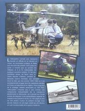 Helicopteres Militaires - 4ème de couverture - Format classique