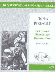 Charles perrault ; les conte illustrés par gustave doré - Intérieur - Format classique