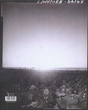 100 Soleils - 4ème de couverture - Format classique