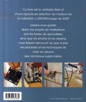 Le manuel du bricoleur - 4ème de couverture - Format classique