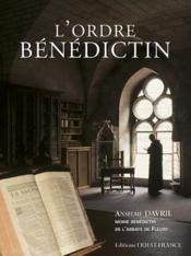 L'ordre benedictin - Couverture - Format classique