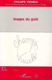 Images Du Gout - Couverture - Format classique