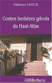 Contes Berberes Grivois Du Haut-Atlas - Intérieur - Format classique