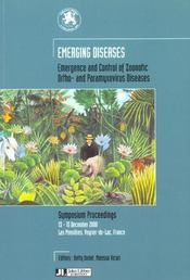 Emerging Diseases-Emergence & Control Ofzoonotic Ortho-And Paramyxovirus Disease - Intérieur - Format classique
