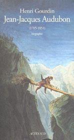 Jean-Jacques Audubon 1785-1851 - Intérieur - Format classique