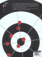 Sept balles pour Oxford t.3 ; la fuite - 4ème de couverture - Format classique