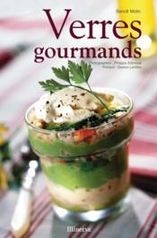 Verres Gourmands - Couverture - Format classique
