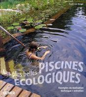Les plus belles piscines écologiques - Intérieur - Format classique