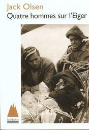 Quatre hommes sur l'eiger - Intérieur - Format classique