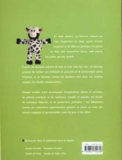 Animaux En Tissu - 4ème de couverture - Format classique