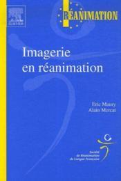 Imagerie en réanimation - Couverture - Format classique