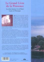 Grand Livre Prov T3 - 4ème de couverture - Format classique