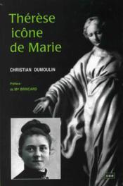 Therese icone de marie - Couverture - Format classique