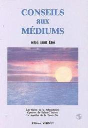 Conseils Aux Mediums - Couverture - Format classique
