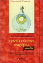Cercles Et Carres Magiques - Couverture - Format classique